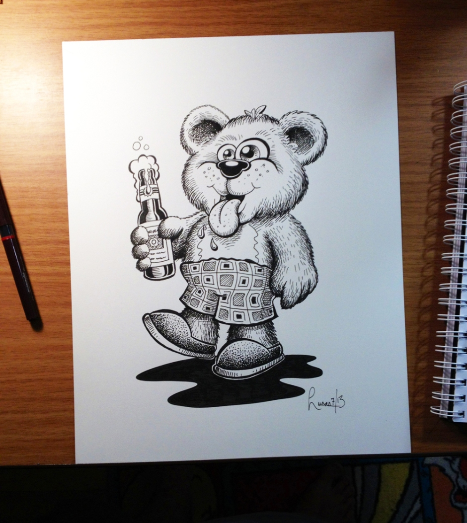 Beers For Bears Final Drawing