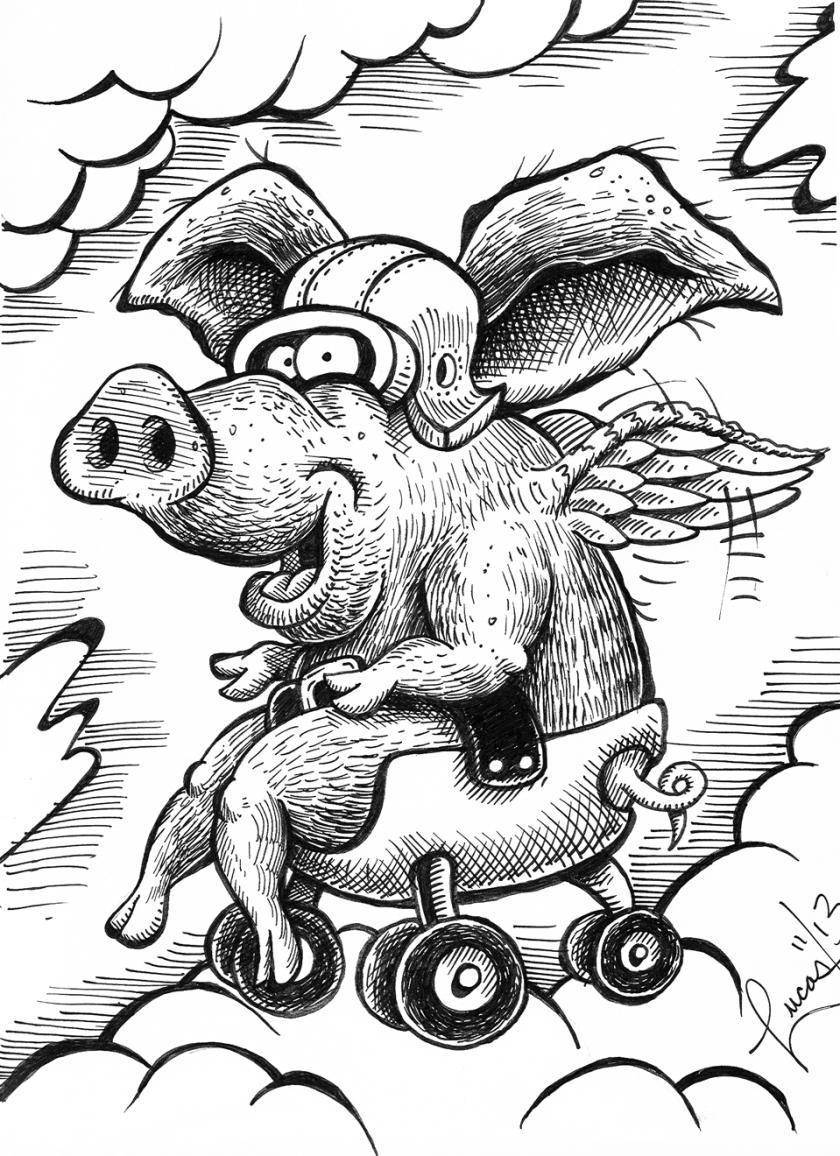PigPilot_BW
