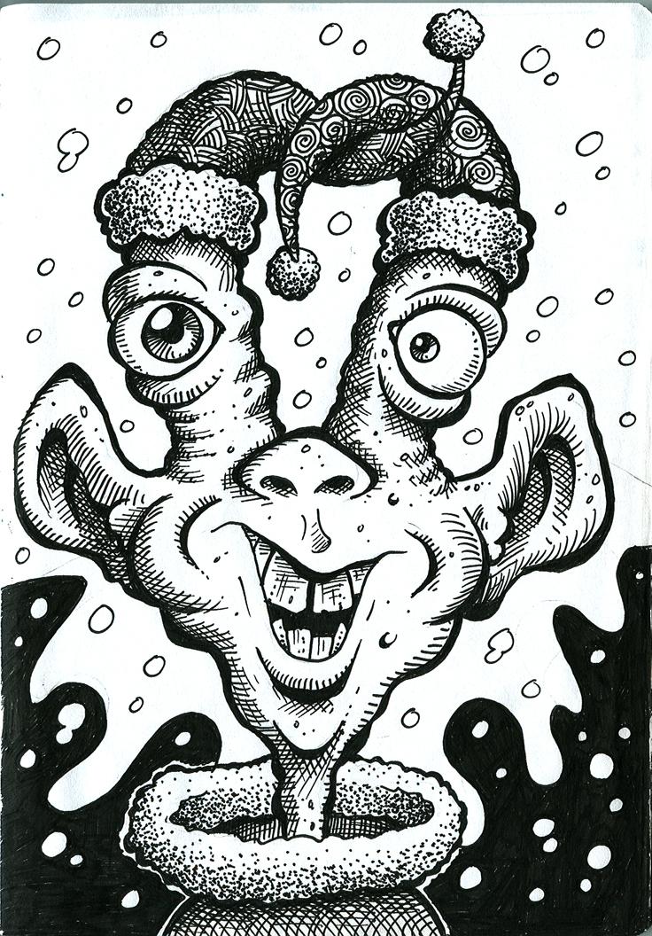 Snowcap Eyes