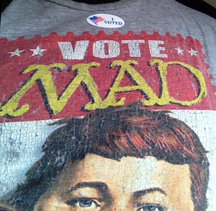 MAD vote