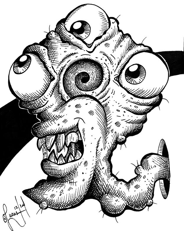 3 Eyed GuyBLOG