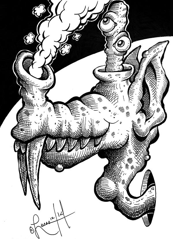 Chimney Nose BLOG