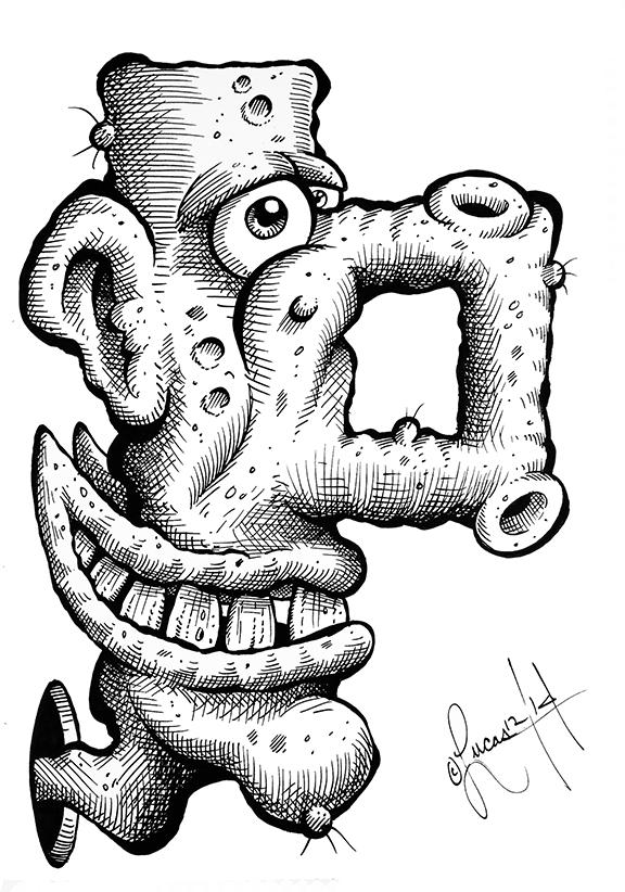 Square Nose GuyBLOG
