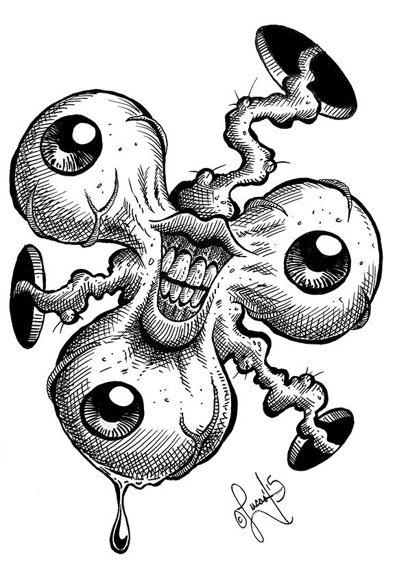 3 Eyed Weirdo BLOG