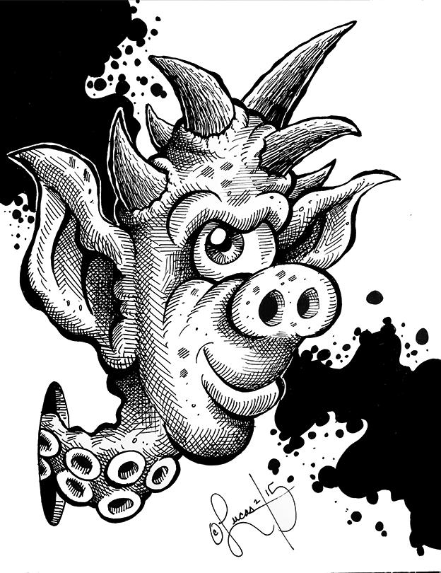 Horny WeirdoBLOG