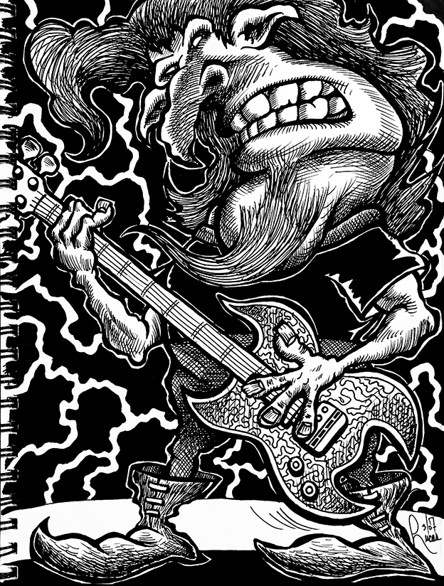Metal Monster BLOG