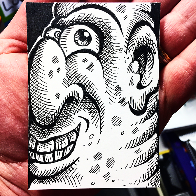 Sketch Card 10 BLOG