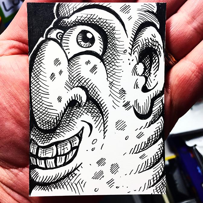 Sketch Card 10 BLOG