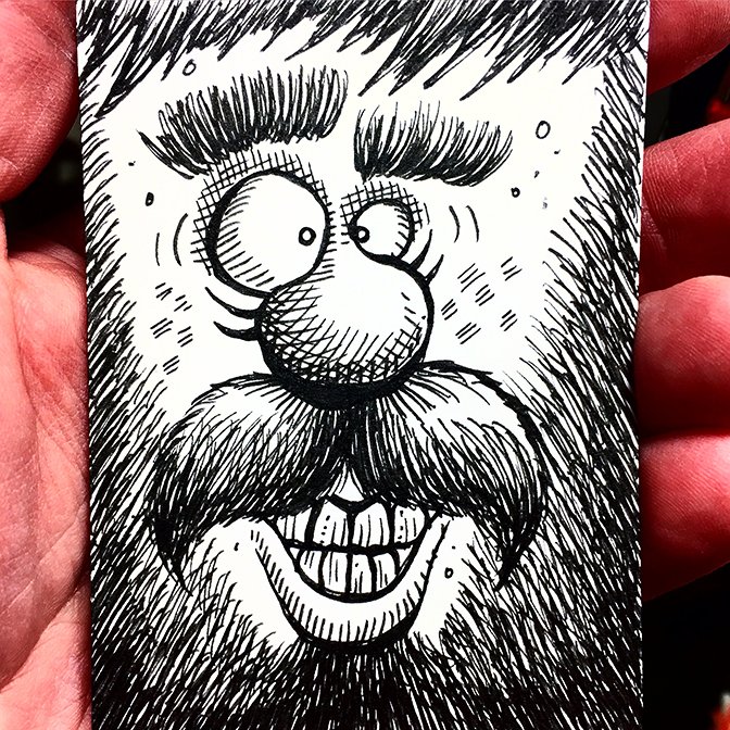 Sketch Card 12 BLOG