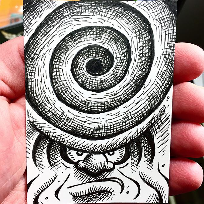 Sketch Card 14 BLOG