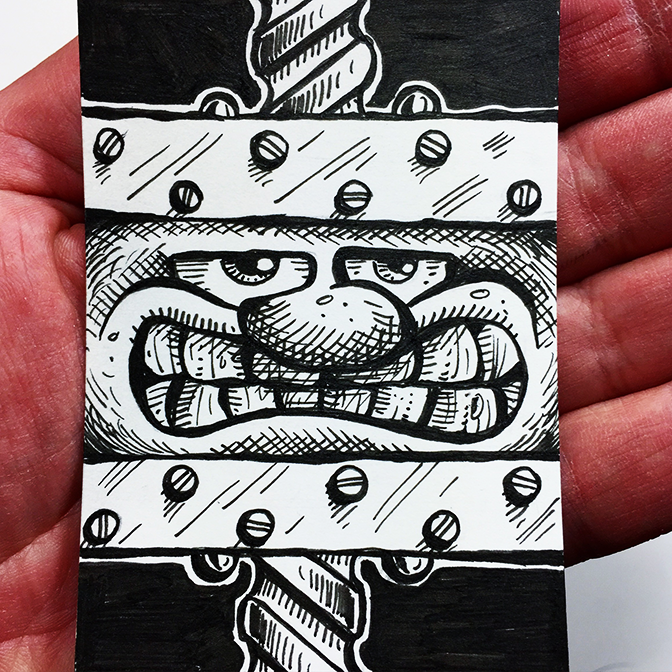 Sketch Card 16BLOG