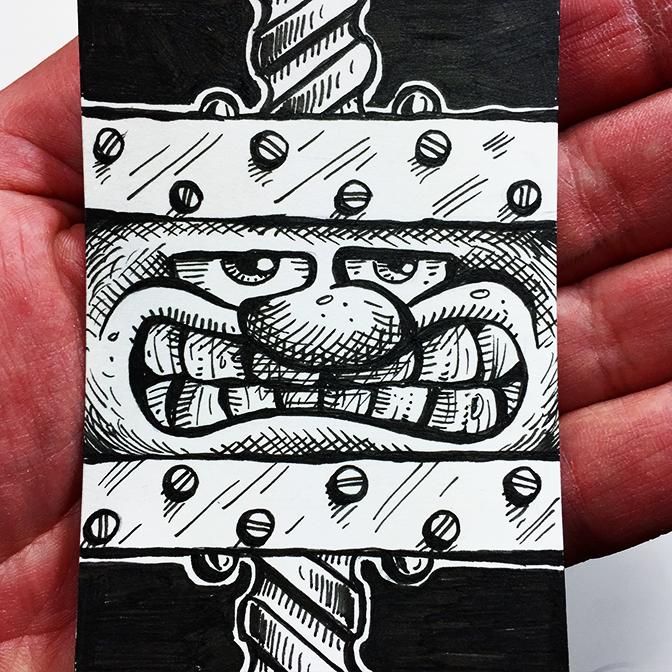 Sketch Card 16BLOG
