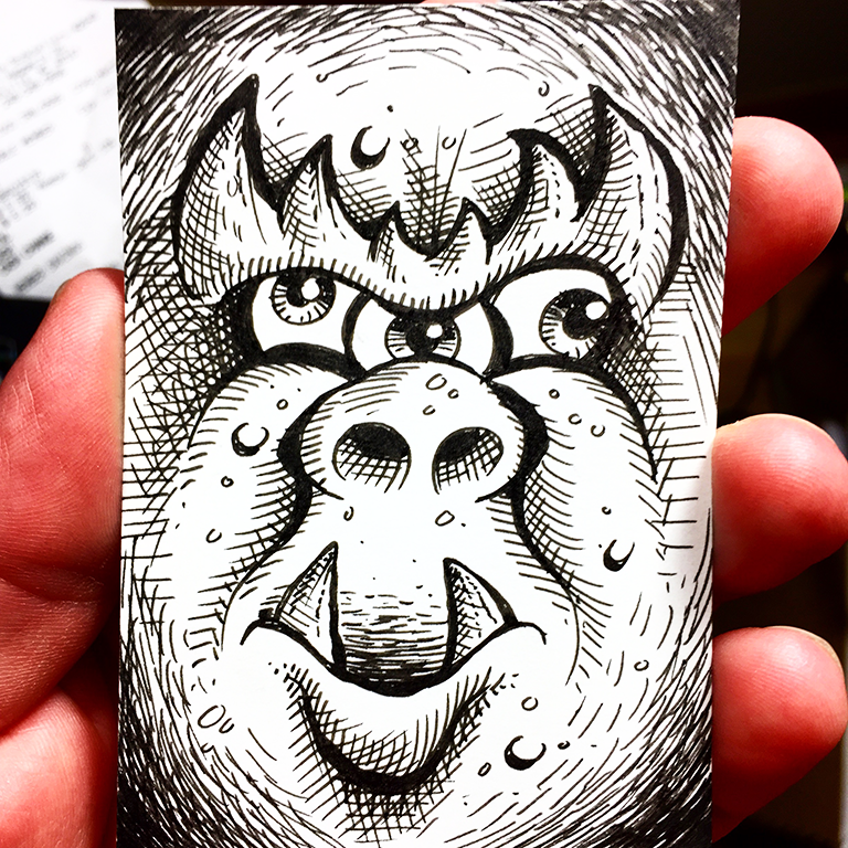 Sketch Card 5 BLOG