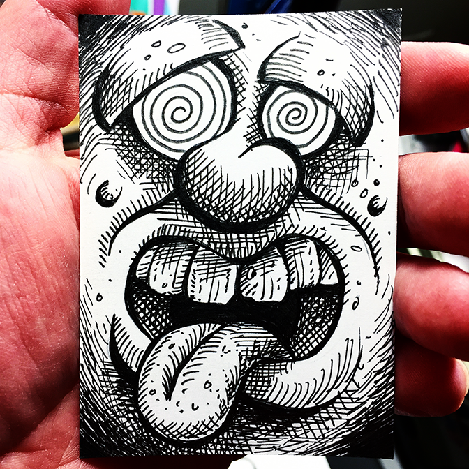 Sketch Card 17BLOG