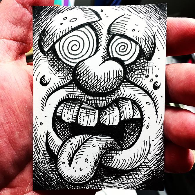 Sketch Card 17BLOG