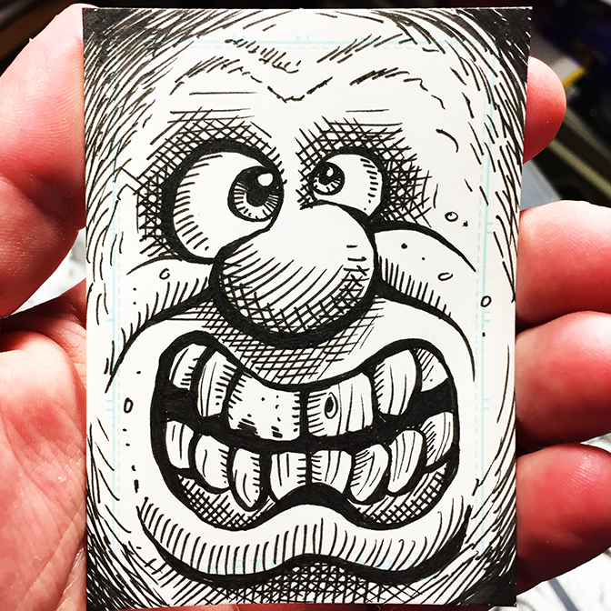 Sketch Card 18 BLOG