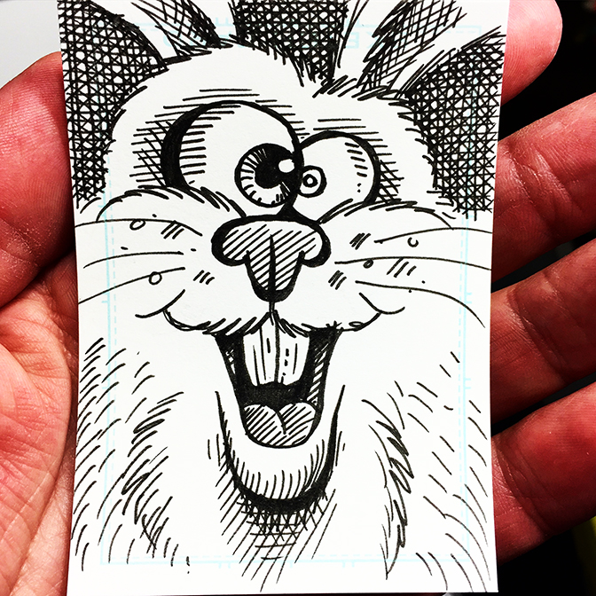 Sketch Card 19 BLOG