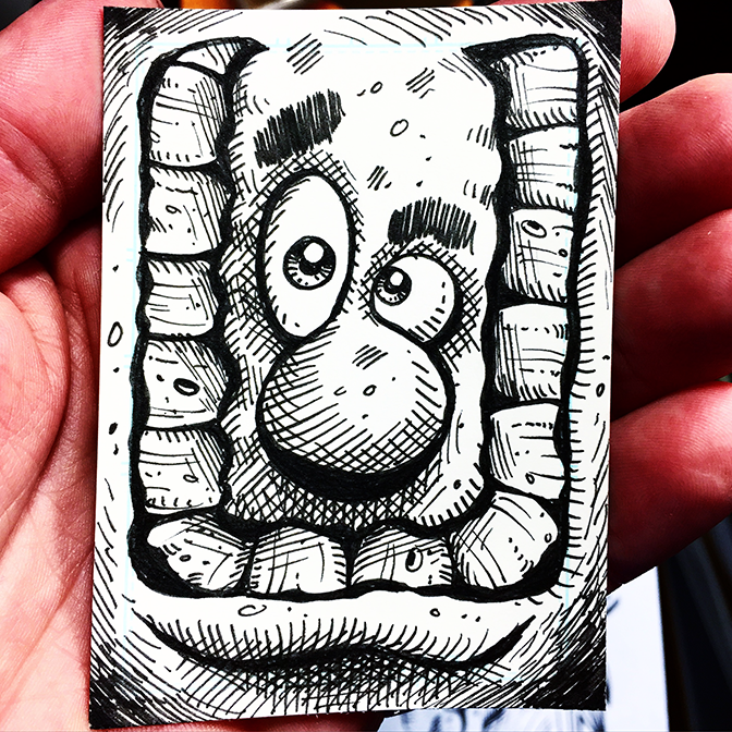 Sketch Card 25 BLOG