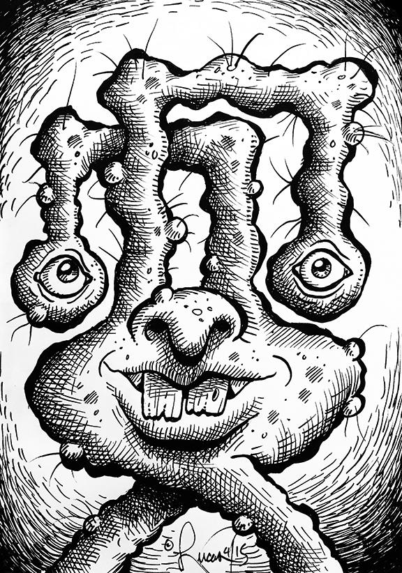 Square Tube Eyes