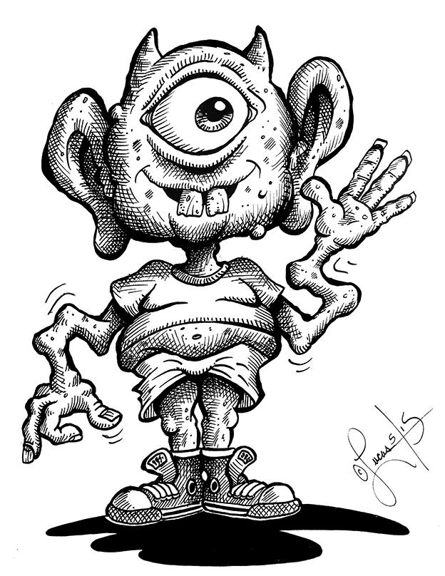 Cyclops Slob BLOG
