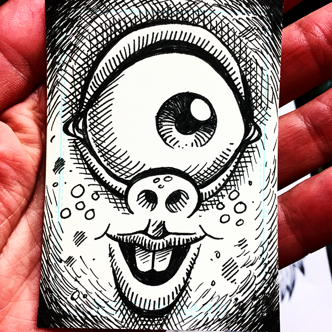 Sketch Card 27 BLOG