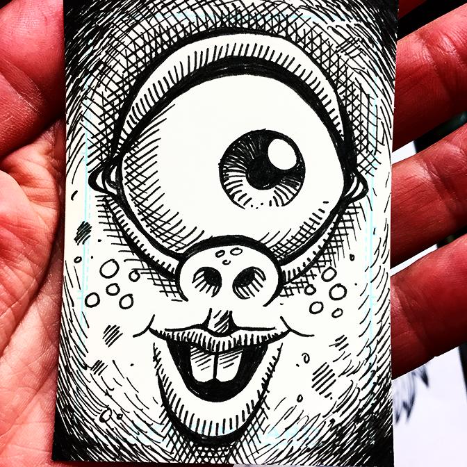 Sketch Card 27 BLOG
