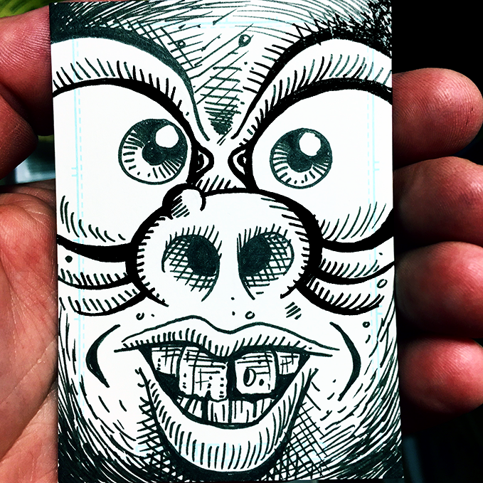 Sketch Card 29 BLOG