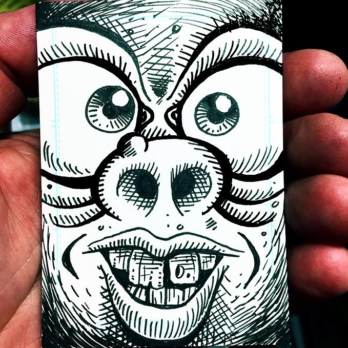 Sketch Card 29 BLOG