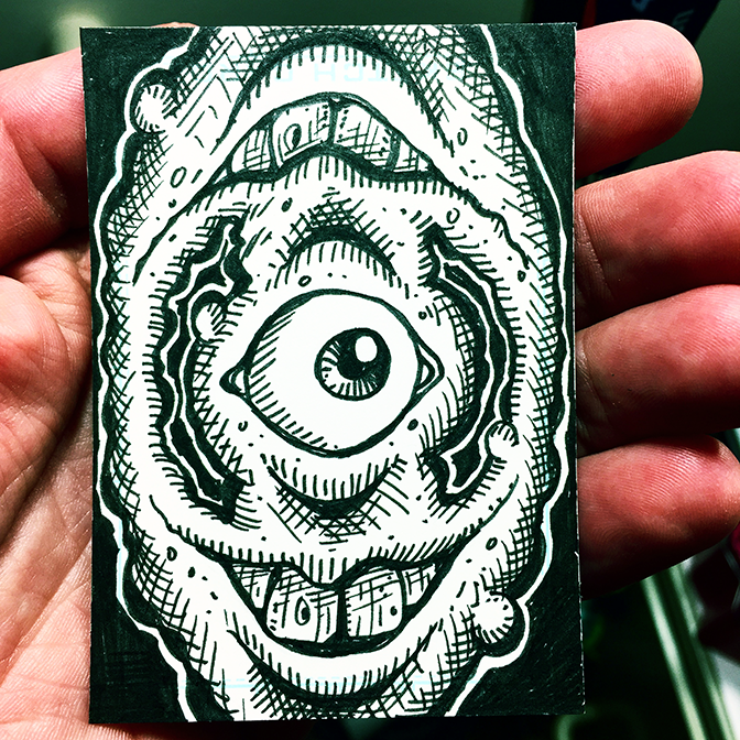 Sketch Card 30 BLOG