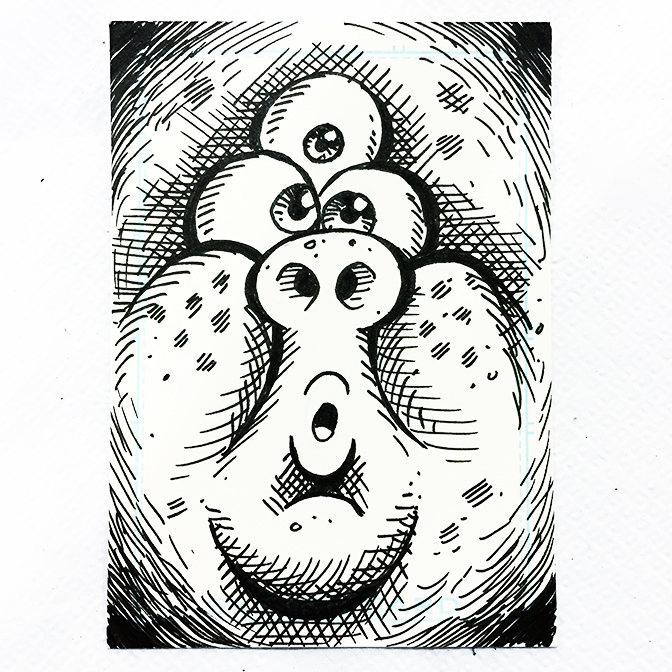 Sketch Card 35 BLOG