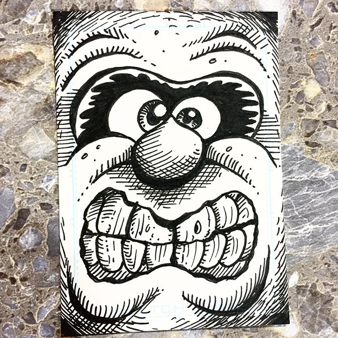 Sketch Card 36 BLOG