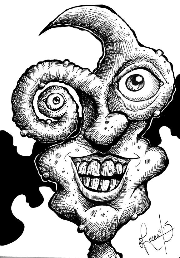 Spiral Eye BLOG