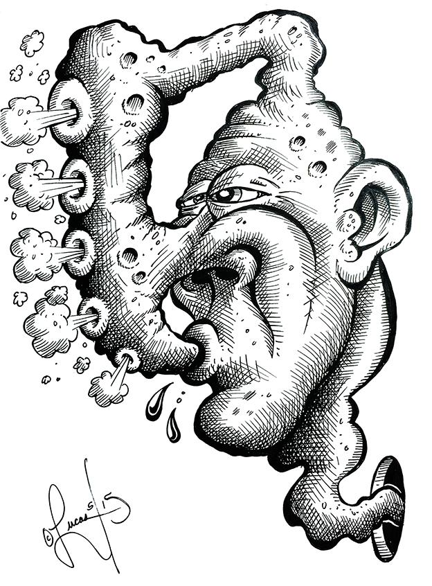 Nose Blower BLOG