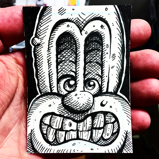 Sketch Card 37 BLOG