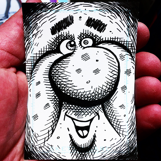 Sketch Card 38 BLOG