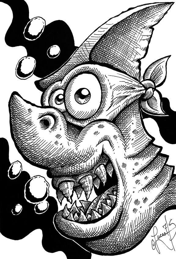 Shark Guy BLOG