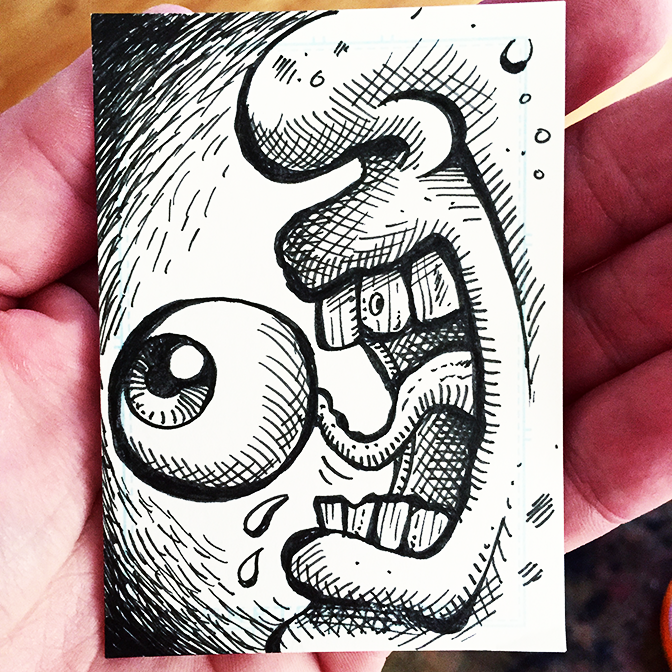 Sketch Card 52 BLOG