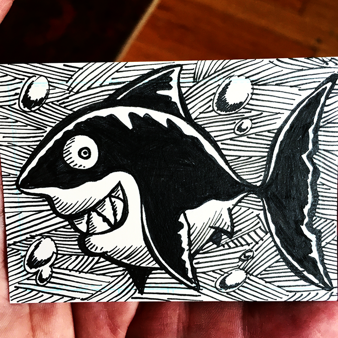 Sketch Card 56 BLOG