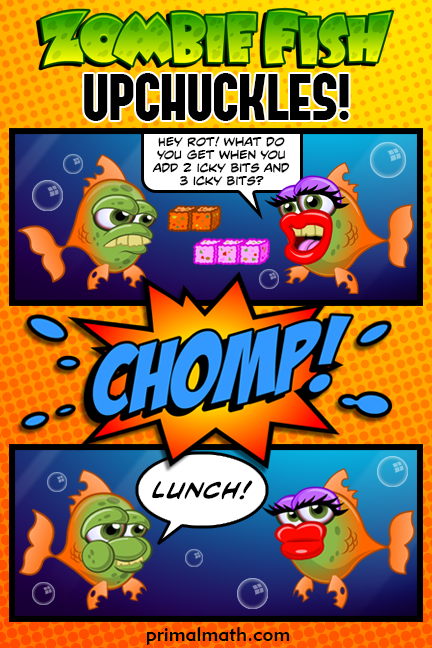 Zombie Fish Upchuckles01