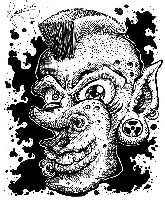 Freaky Punker BLOG