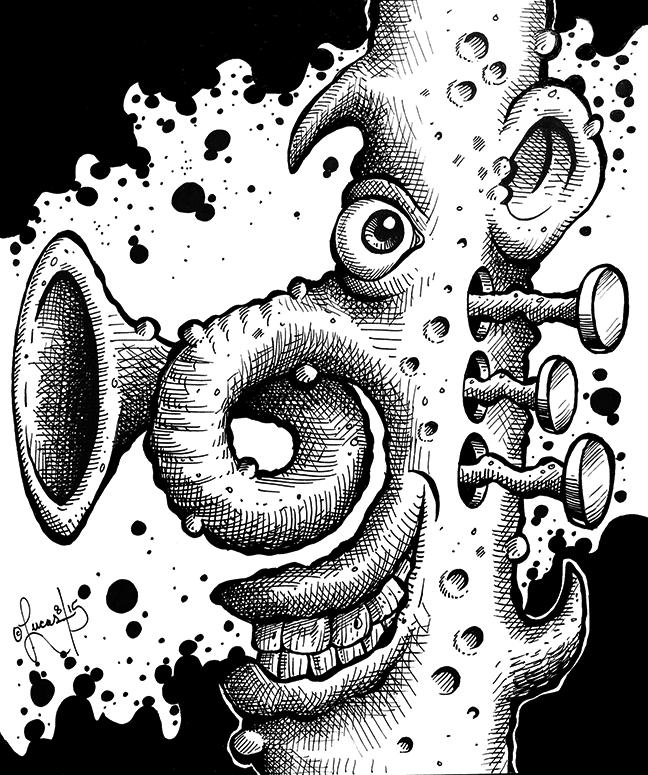 Horn Head BLOG