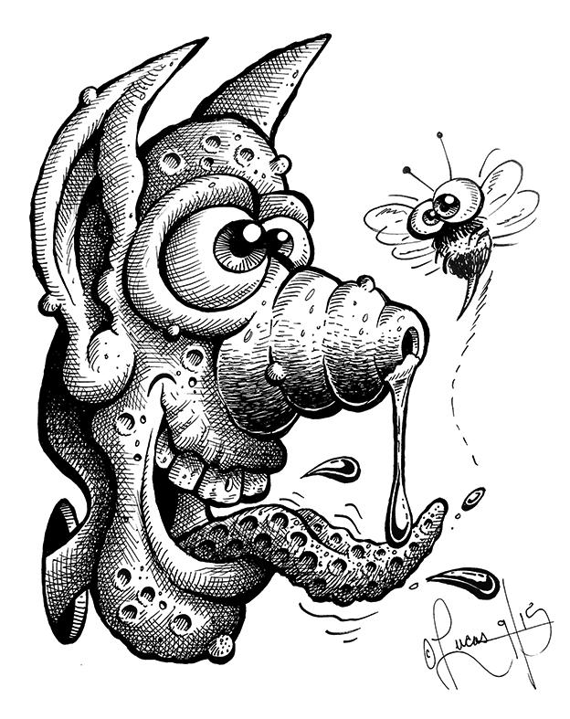 Honey Nose Rose BLOG