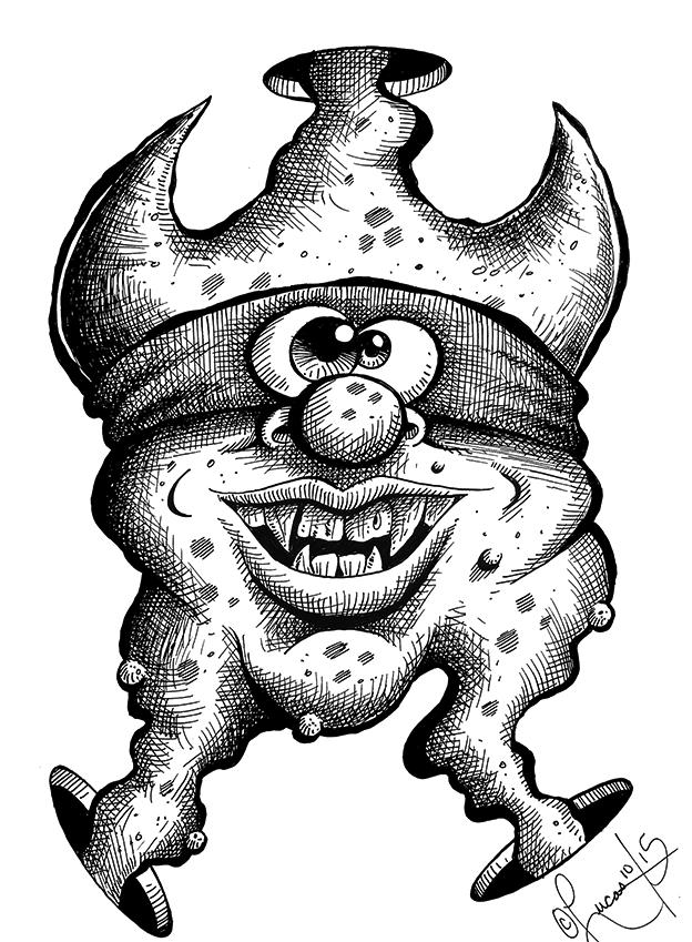 Masked Monty BLOG