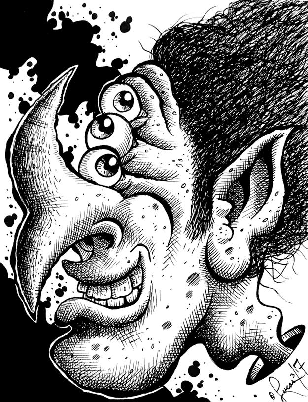 Triclops Bob BLOG