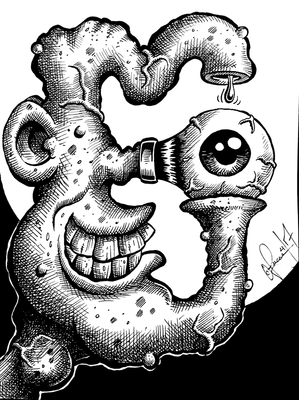 Eyeball Saul BLOG