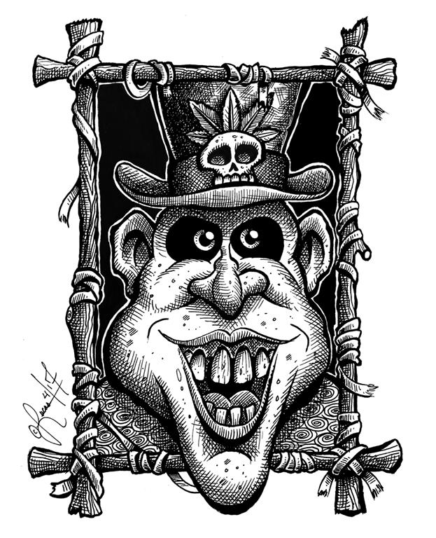 Voodoo Lou BLOG