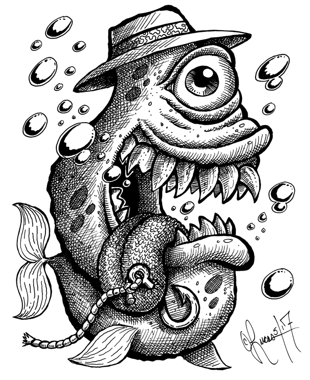 Freaky Fisher BLOG