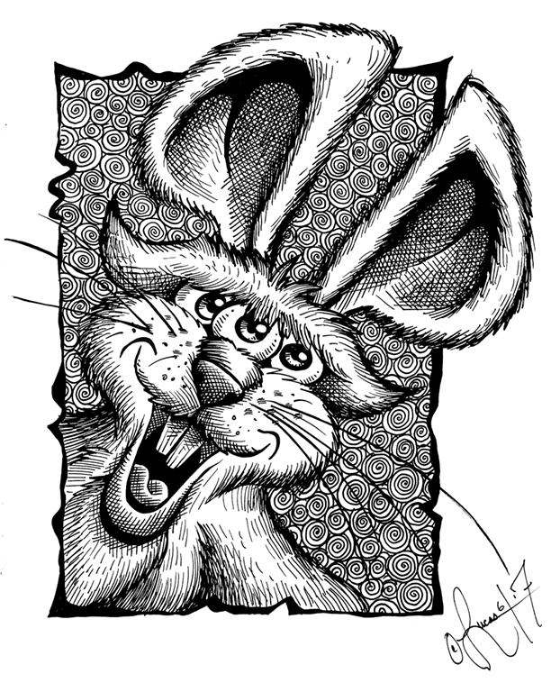 Radioactive Rabbit BLOG