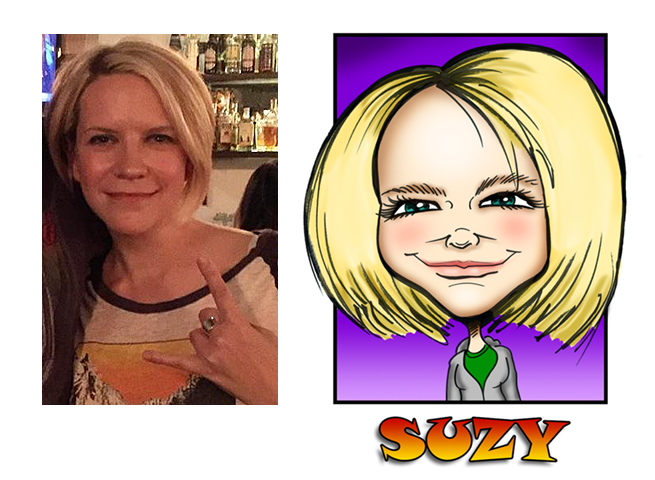 SuzyCaricatureSideBySide