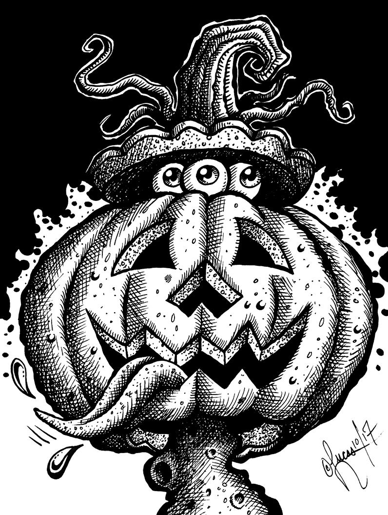 Jack-o-Alien BLOG